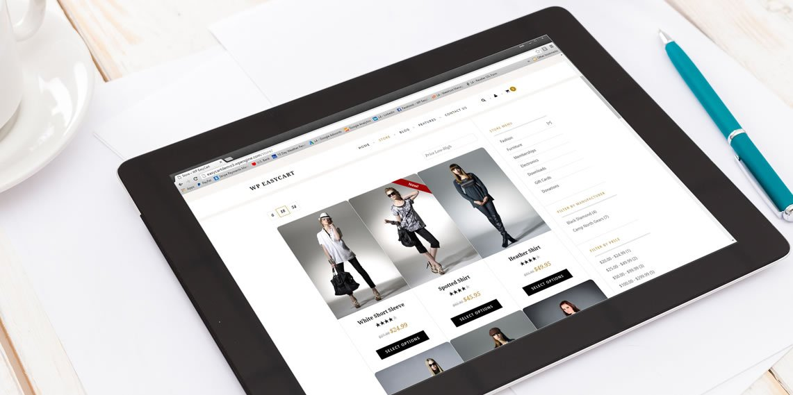 open-ecommerce-website