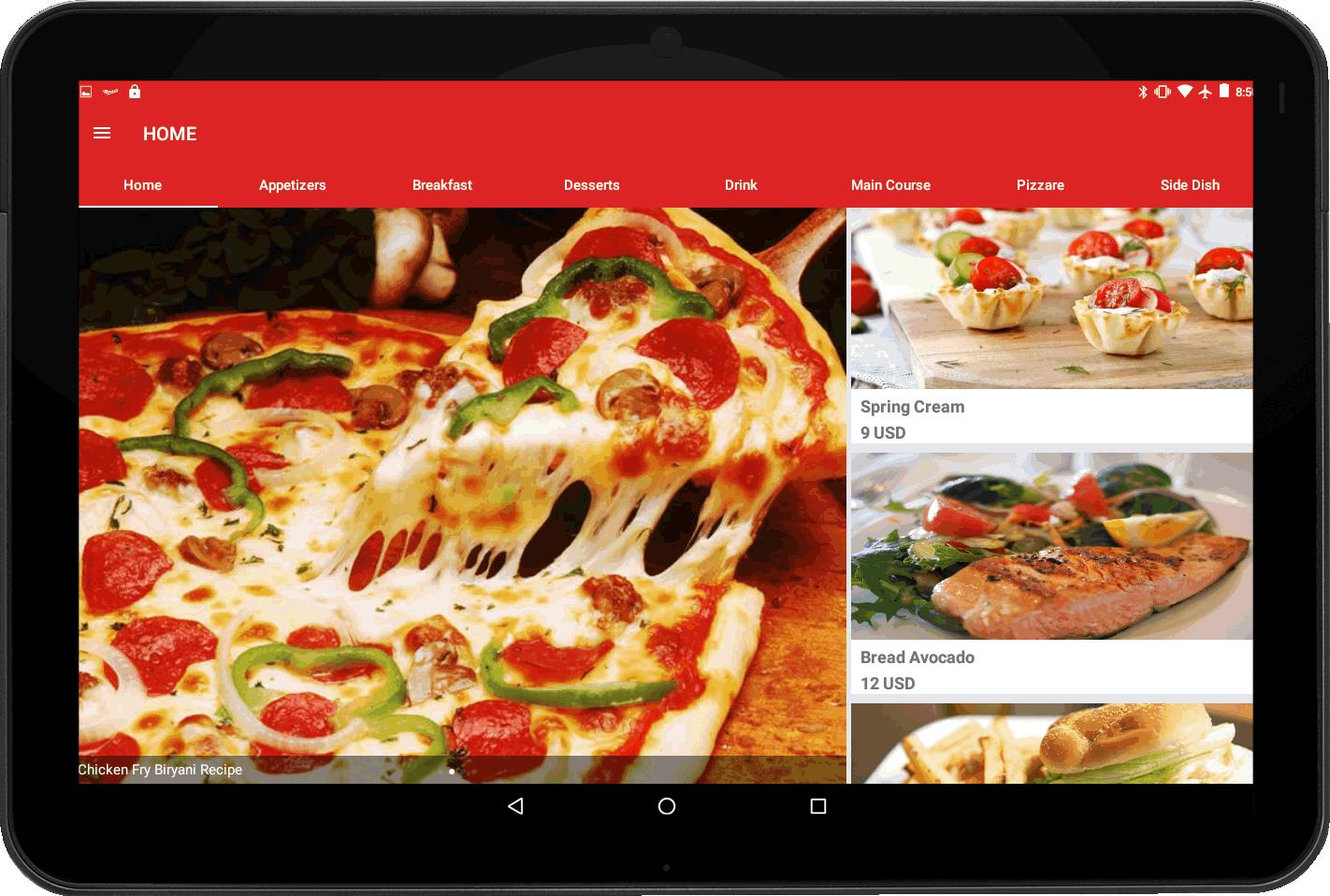 food-order-waiter-app