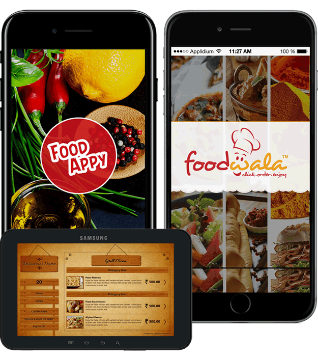 iPhone-food-apps-developers-India