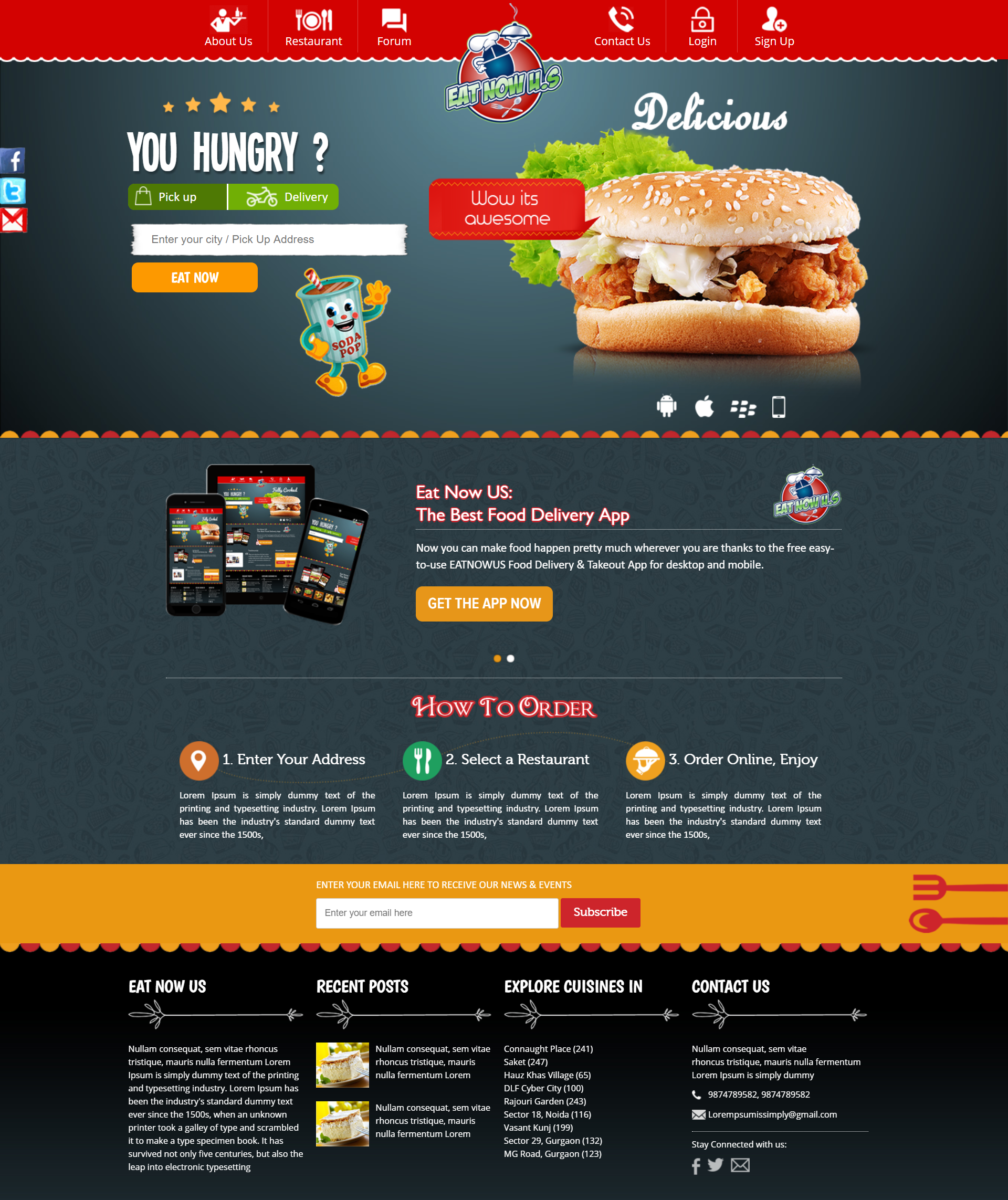 Food-delivery-website-development-company