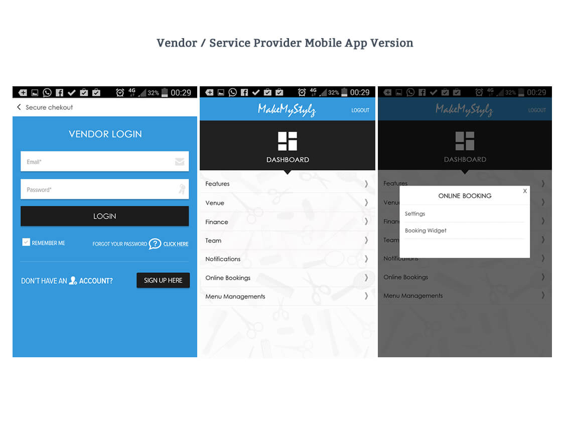 vendor-mobile-app-development