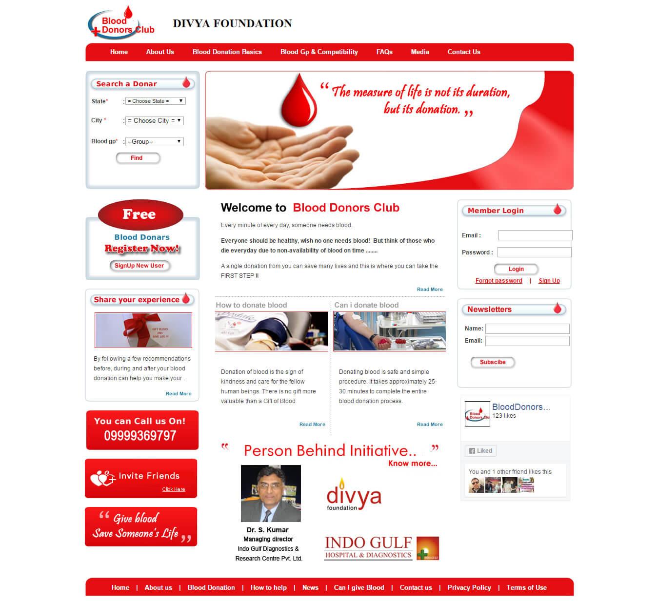 Blood-donor-website-development-1