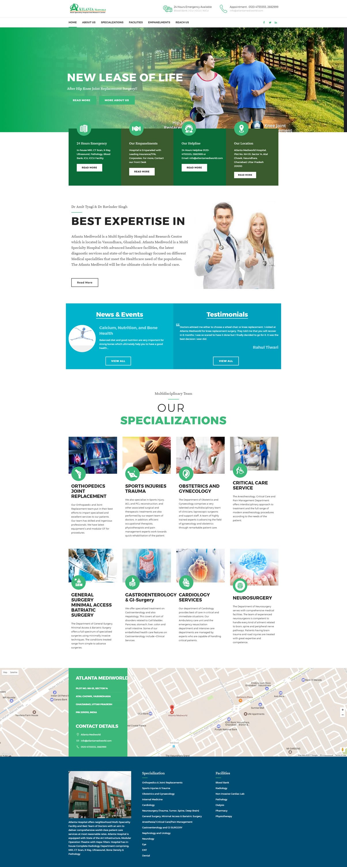 Hospital-website-designing-company