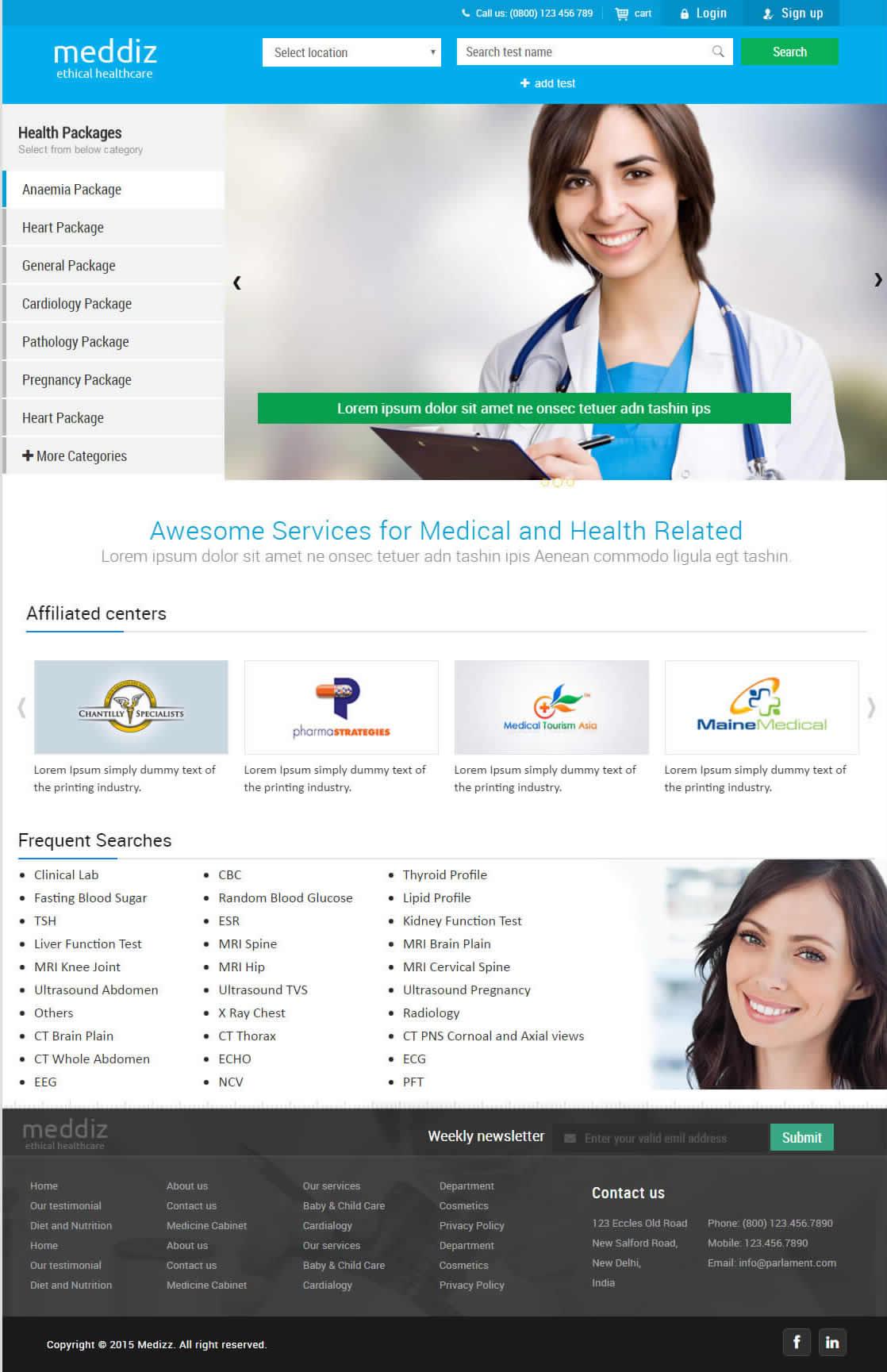 Marketplace-for-diagnostic-test-vendors-development