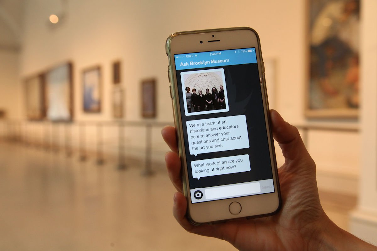 iBeacon based mobile app for Museum