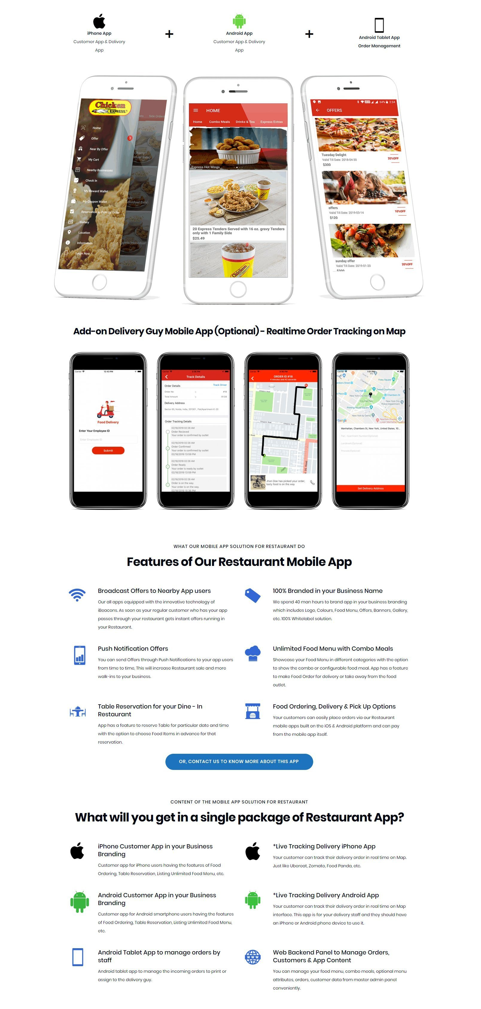 features-of-restaurant-mobile-app