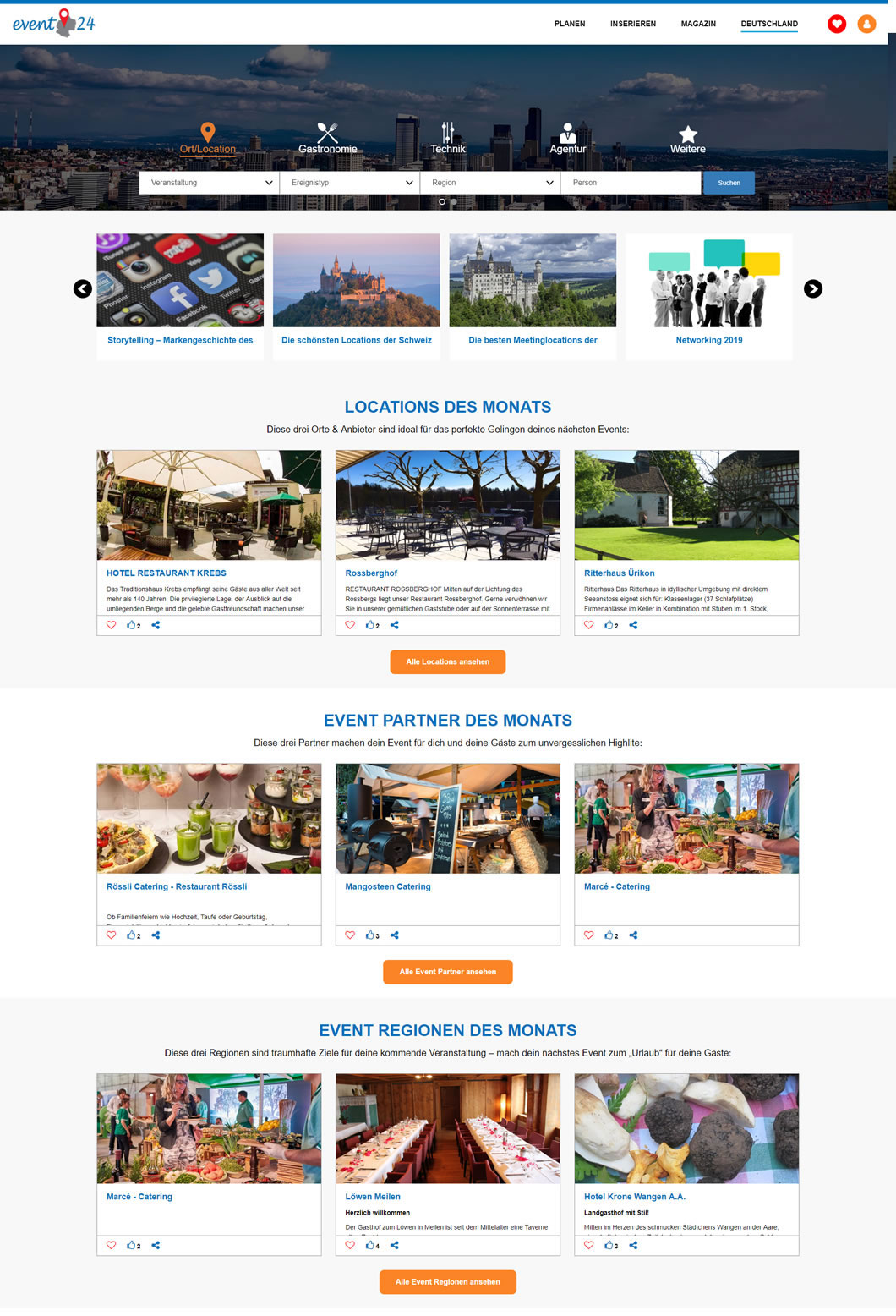Event-listing-Web-portal-development-1