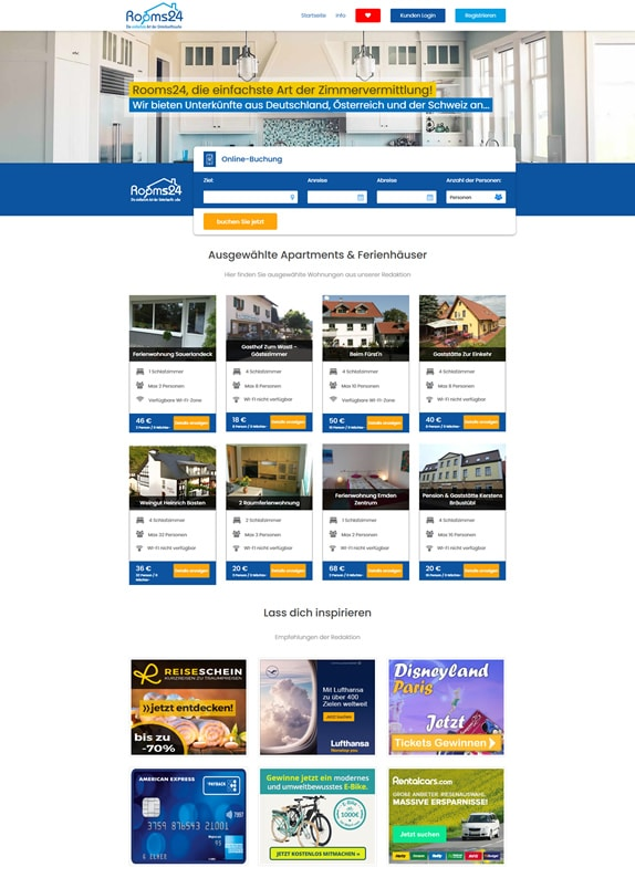 hotel-booking-website-development